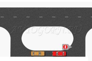 знак-въезд-запрещен-двор. Запрещающие знаки дорожного движения.