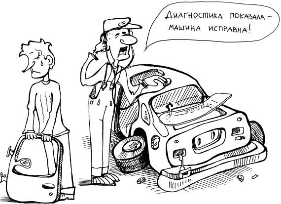 договор на техническое обслуживание автомобилей