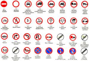 Как быстро выучить знаки дорожного движения: подробная инструкция